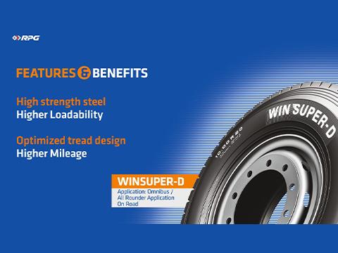 Truck Tyres by CEAT - Get complete range of CEAT Truck tyres